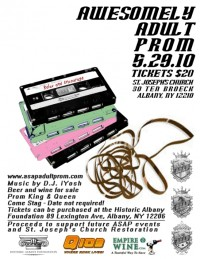 Awesomely Adult Prom