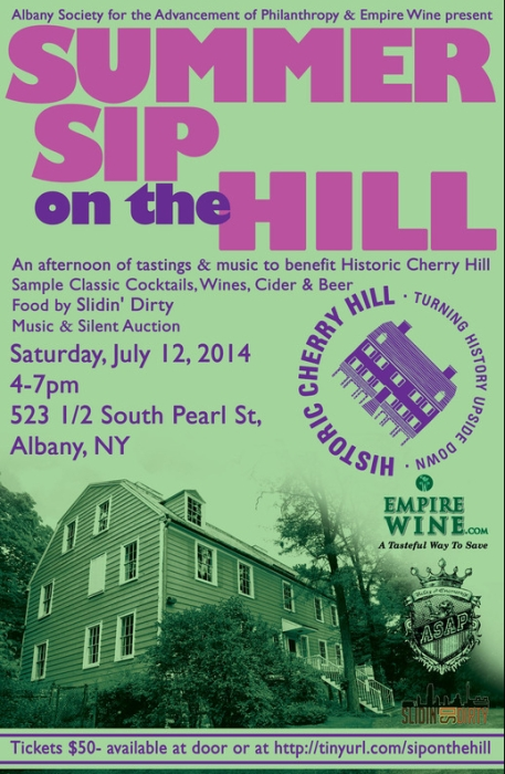 Sip on the Hill