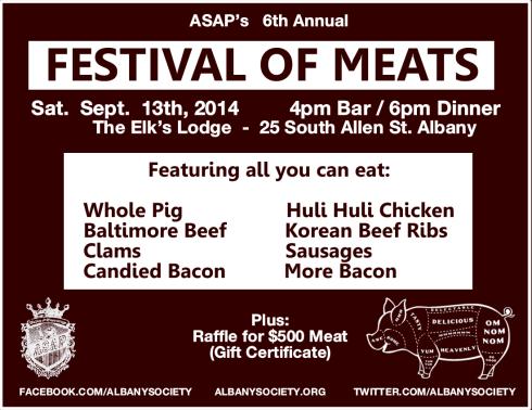 2014 Festival of Meats